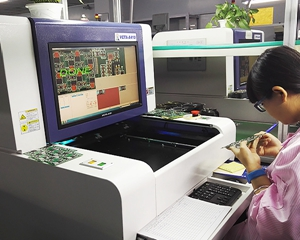 The use of AOI equipment in SMT processing